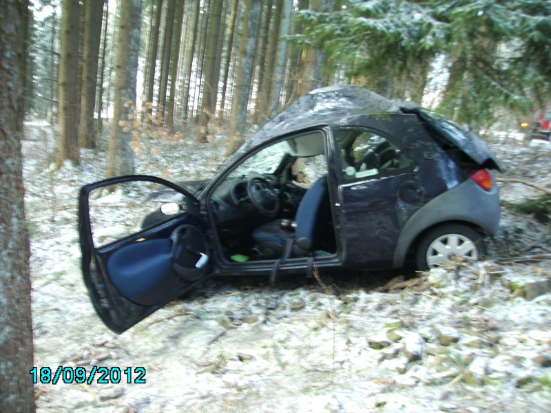 Unfall W‑Steinach (1)
