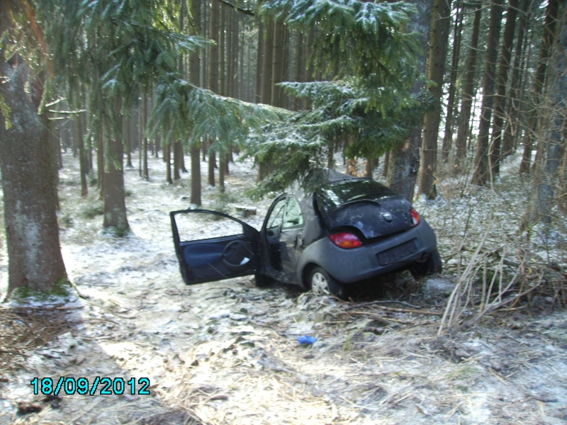 Unfall W‑Steinach (2)